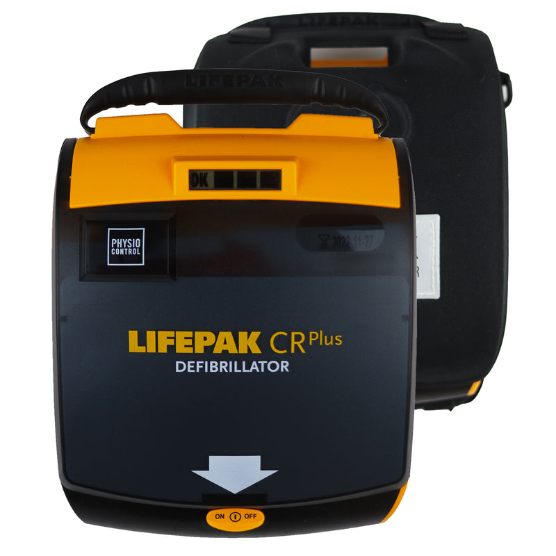 Physio Control Lifepak CR Plus Sports Package
