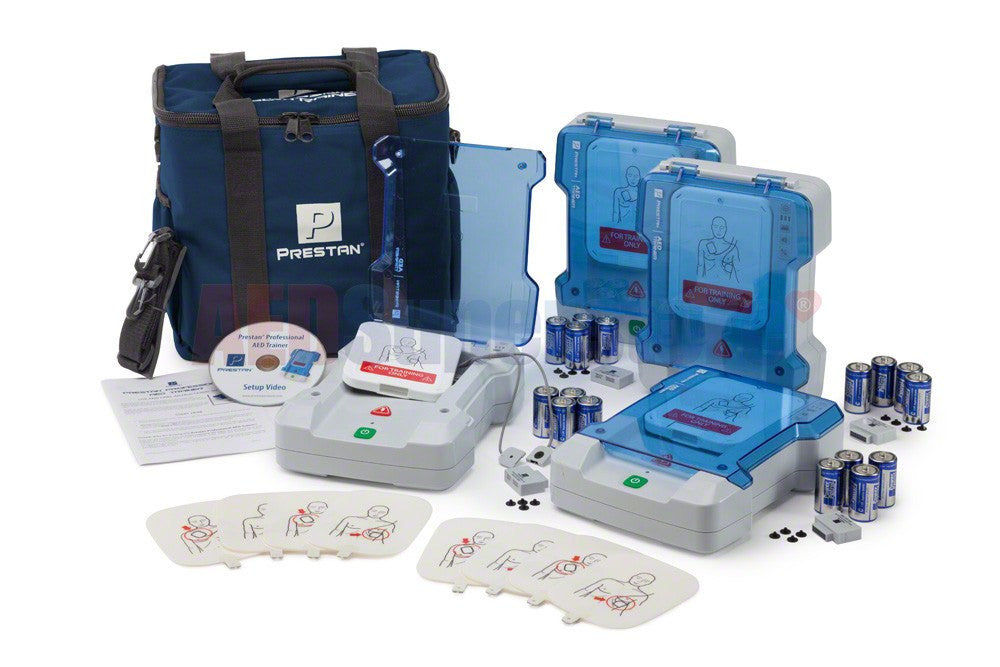 Prestan Professional AED Trainer - 4 Trainers