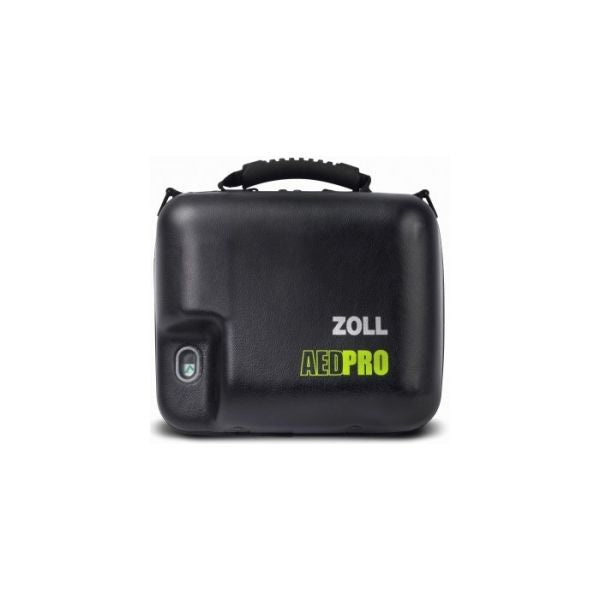 ZOLL AED Pro Replacement Semi-Rigid Vinyl Carry Case w/Spare Battery Compartment
