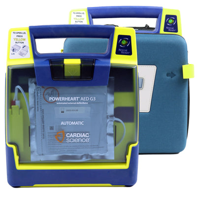 Cardiac Science Powerheart G3 Aviation AED