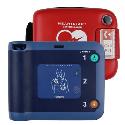 Philips Heartstart FRx AED- Recertified