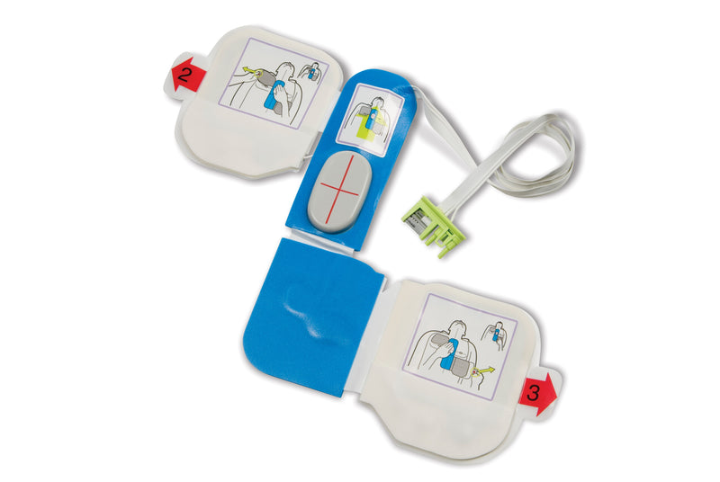 ZOLL AED Plus Replacement TRAINING Electrode Pad