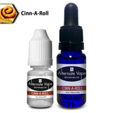 Silver Blend: Cinn-A-Roll CBD Vaporizer Oil (50-300mg)