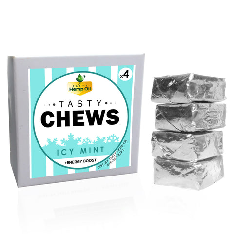 Tasty Chews – Energy Blast CBD Edibles