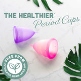Dutchess Menstrual Cup - Large (A) - (Pink)