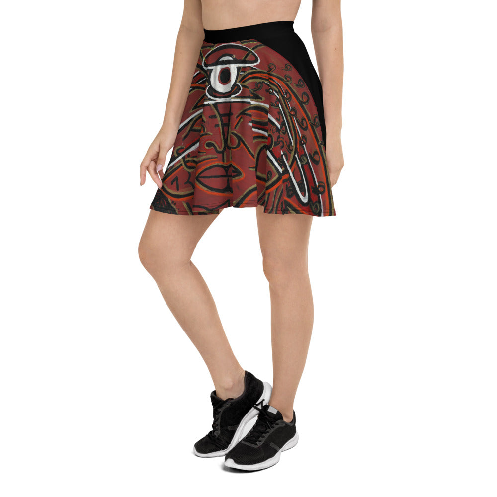 SHim Inity : Italistics Collective's Skater Skirt Success