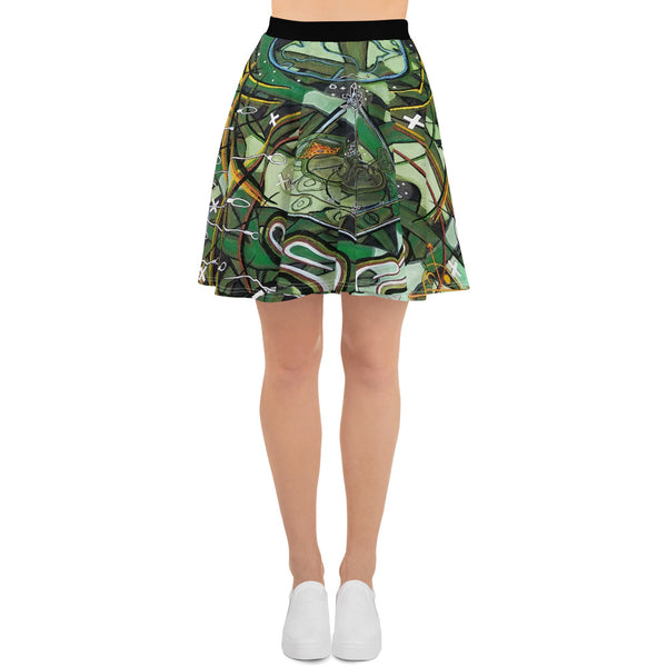 D.S.H. : Ladies Skater Skirt