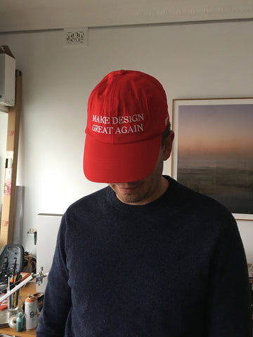 Semi Permanent Make Design Great Again Cap
