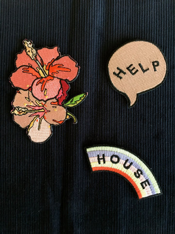 Paramount House Hotel Patches