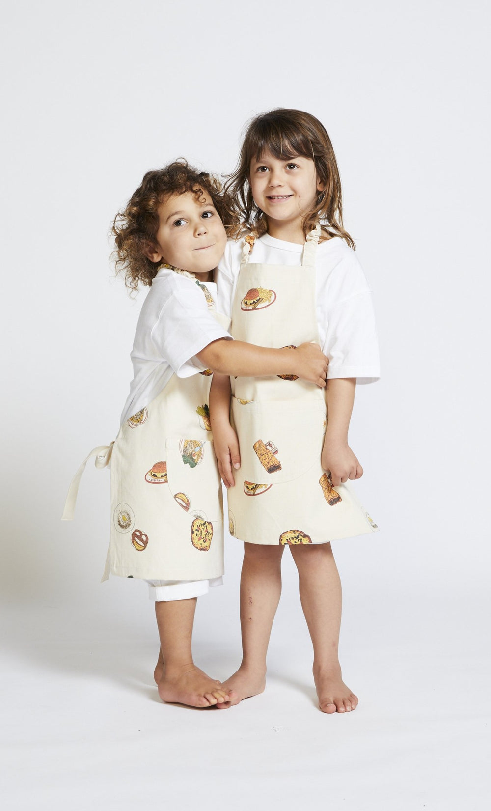 Worktones x GFCD Kids Apron - Organic Cotton