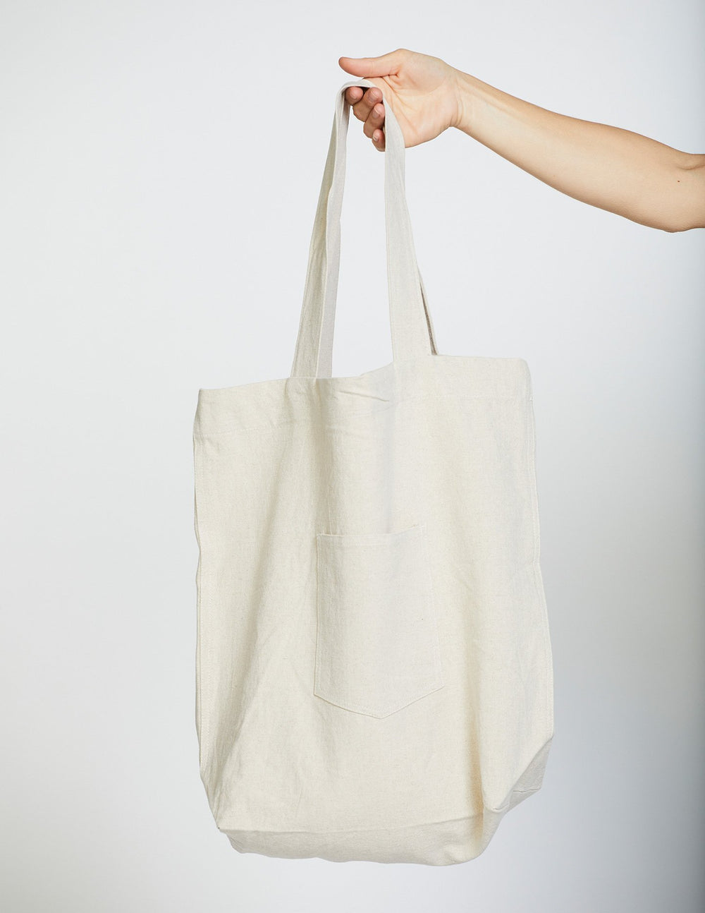 Commuter Tote - Natural