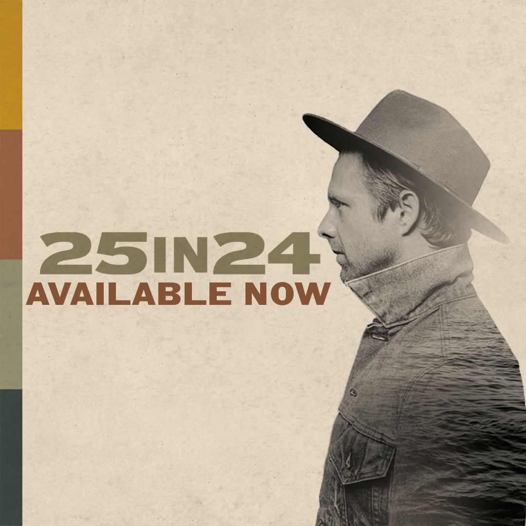 Jon Foreman 25 Shows In 24 Hours