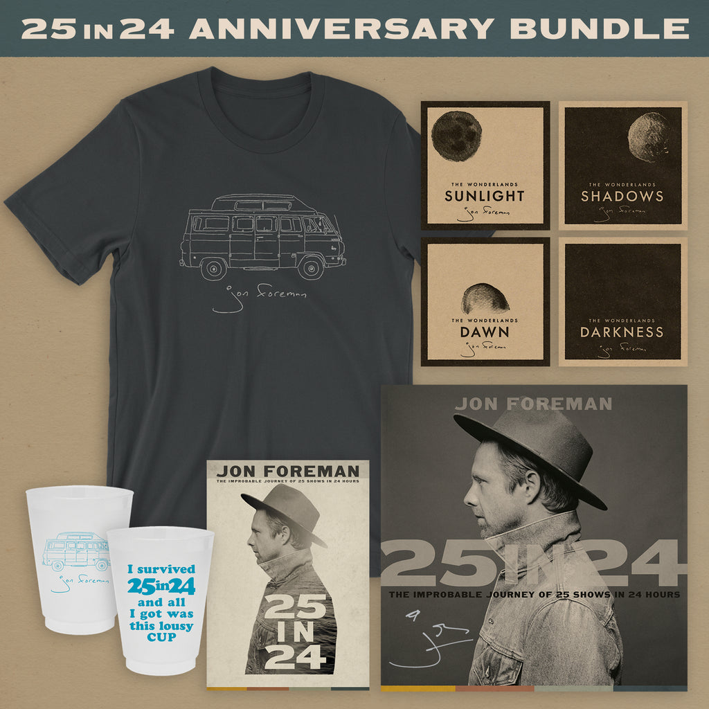 25 in 24 Anniversary Bundle