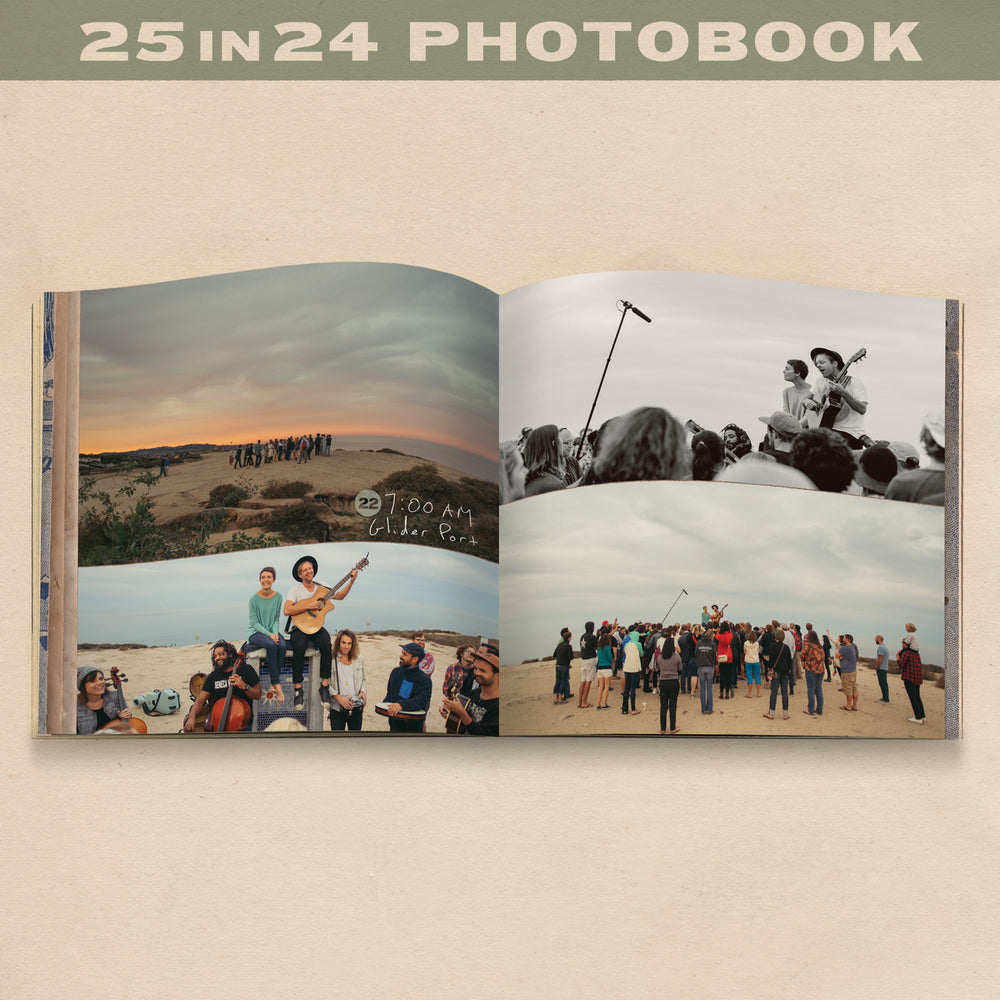 25 IN 24 Collector's Photobook