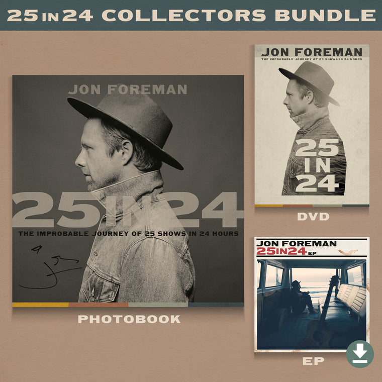 25 IN 24 Collector's Bundle