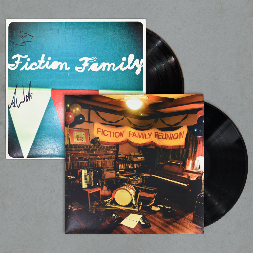 Fiction Family Vinyl Bundle