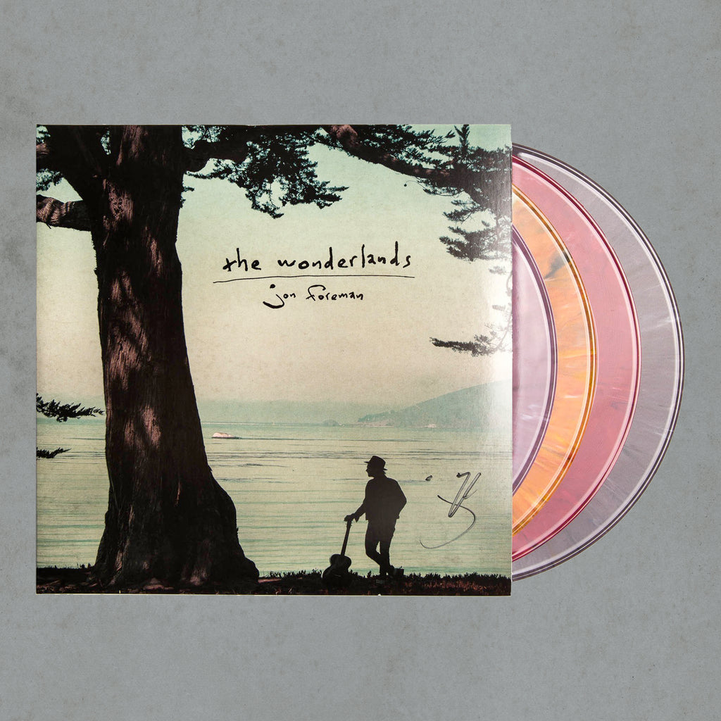 The Wonderlands Vinyl Box Set