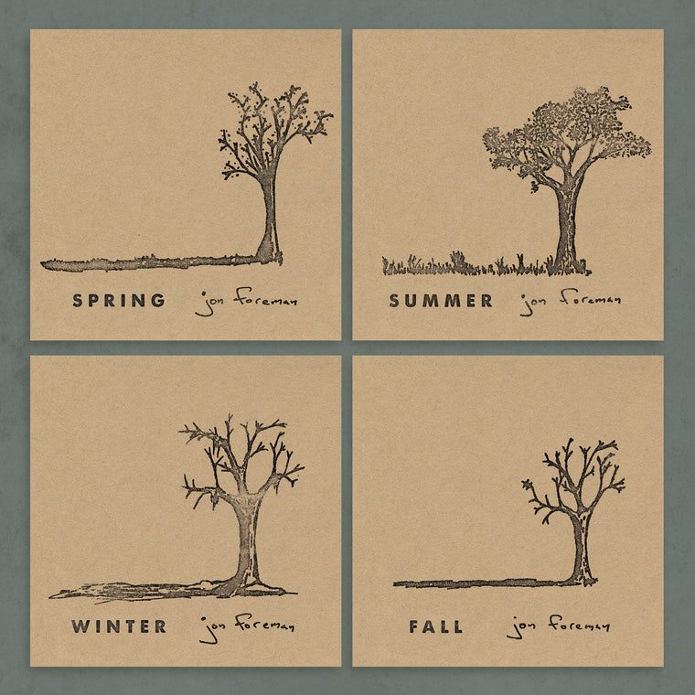 Seasons EP's 2nd Pressing Collectors Combo Pack