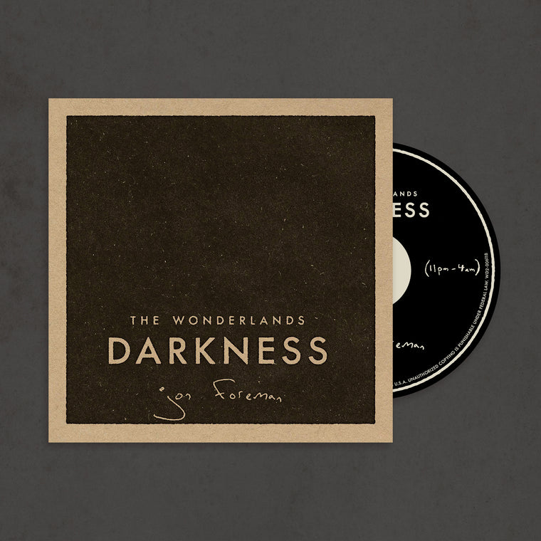 Darkness EP - from The Wonderlands Collectors EPs