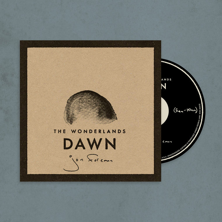 Dawn EP - from The Wonderlands Collectors EPs