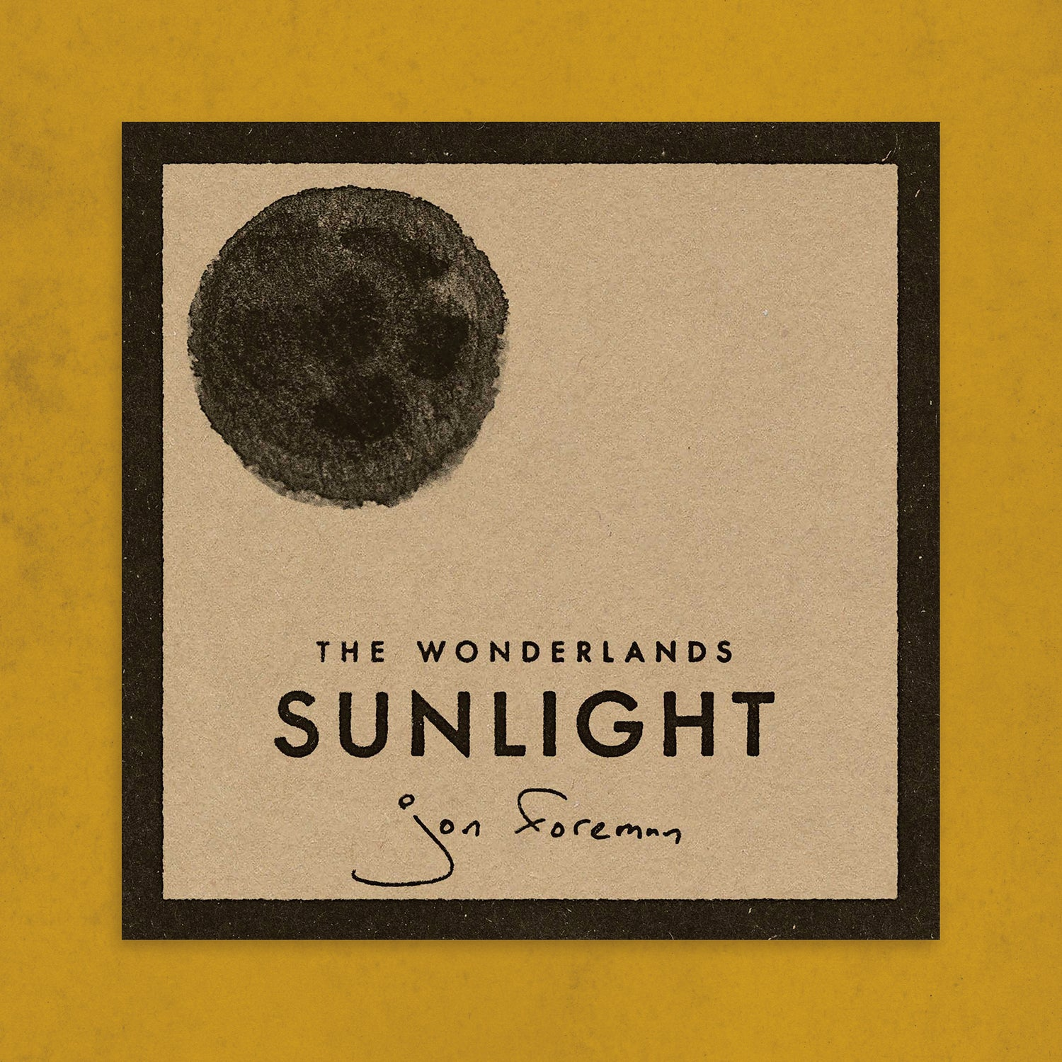 Sunlight EP - from The Wonderlands Collectors EPs