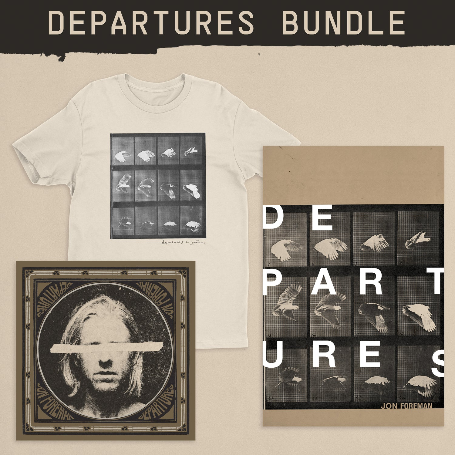Departures Bundle