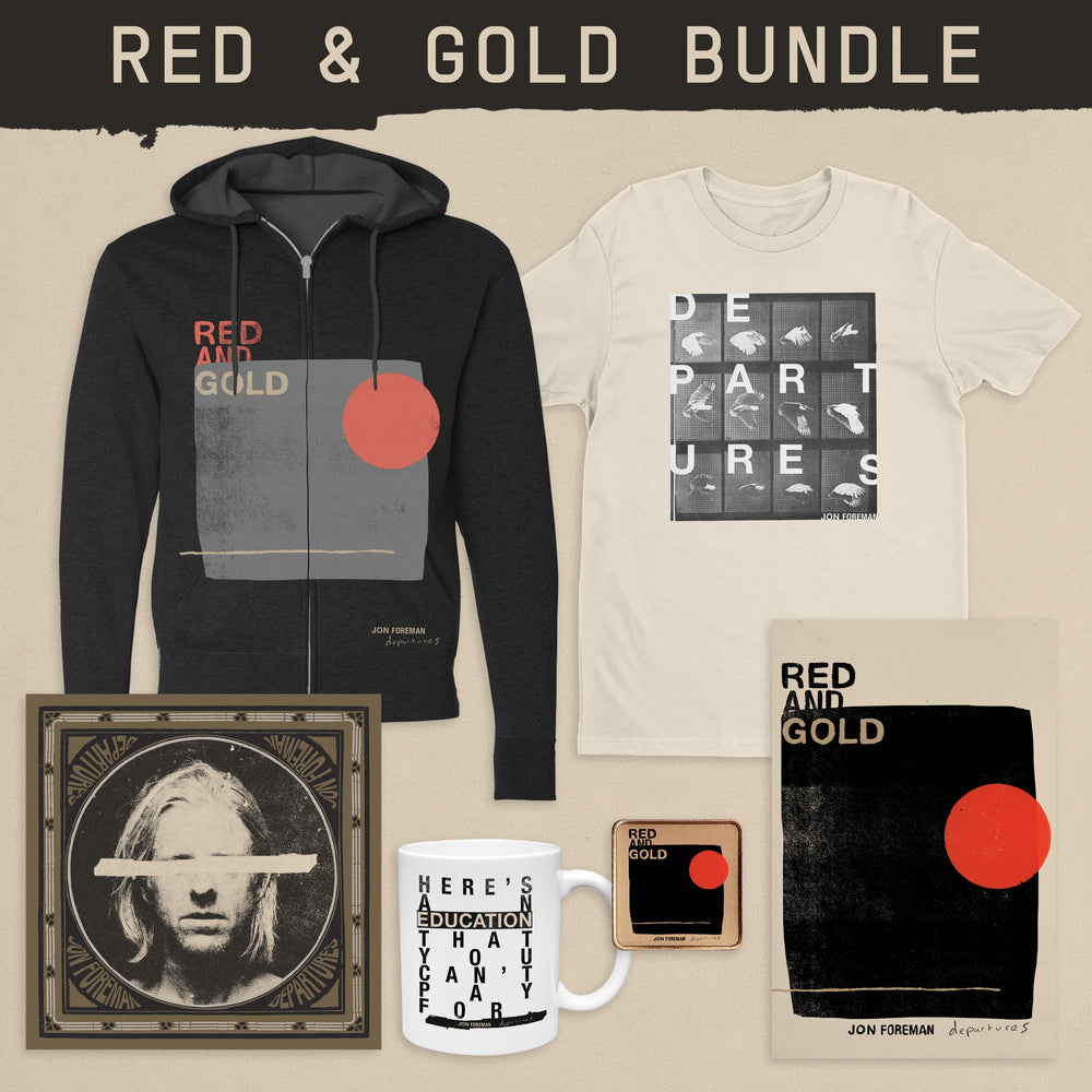 Red & Gold Bundle