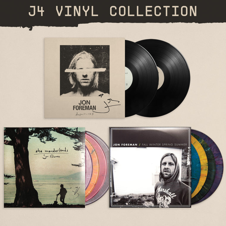 J4 Vinyl Collection