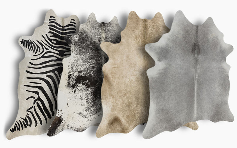 b48728e3652a RODEO Cowhide Rugs