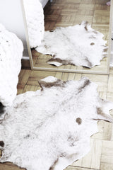 Invest in a large cowhide rug today!