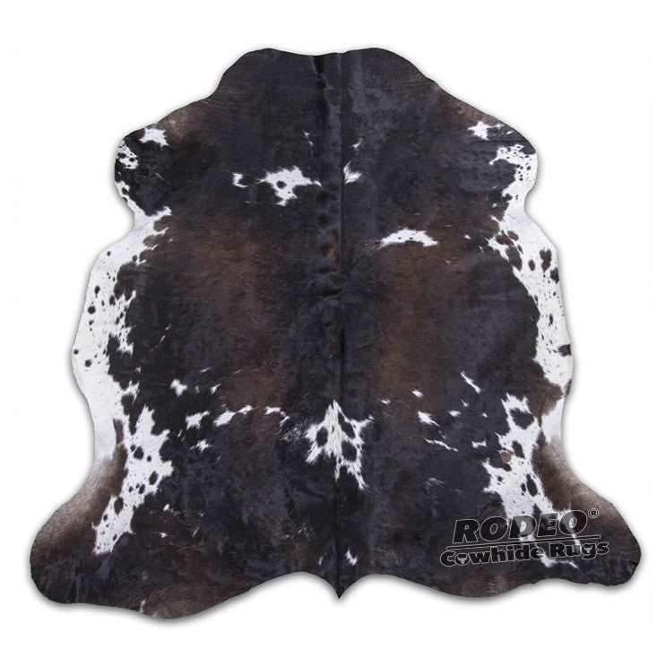 Dark Chocolate Cowhide Rug - Rodeo Cowhide Rugs