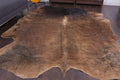 Bonsmara Cowhide Rug - Rodeo Cowhide Rugs