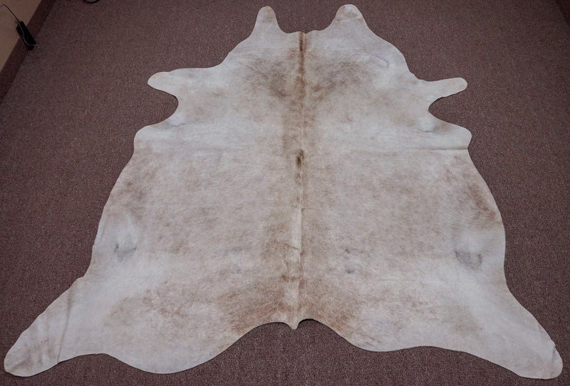 Extra Large Exotic Cowhide rug 7.6 x 7ft -3325 - Rodeo Cowhide Rugs