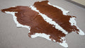 Extra Large Exotic Cowhide rug 7.6 x 6.6ft -3369 - Rodeo Cowhide Rugs