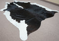 Extra Large Exotic Cowhide rug 7.9 x 7ft -3370 - Rodeo Cowhide Rugs