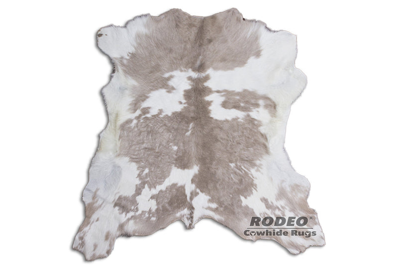 Cappuccino Calfskin - Rodeo Cowhide Rugs