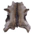 Dark Brown Shade Calfskin - Rodeo Cowhide Rugs