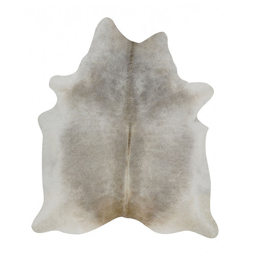Grey Tan Cowhide Rug - Rodeo Cowhide Rugs