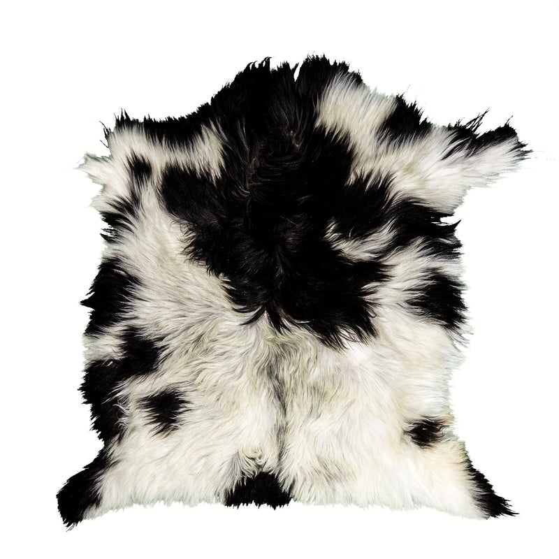 Goat Skin Rodeo Eco Rug - Rodeo Cowhide Rugs