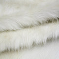 Natural Creamy White Cowhide Rug - Rodeo Cowhide Rugs