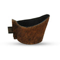 Rodeo Cowhide Cup Sleeve - Rodeo Cowhide Rugs