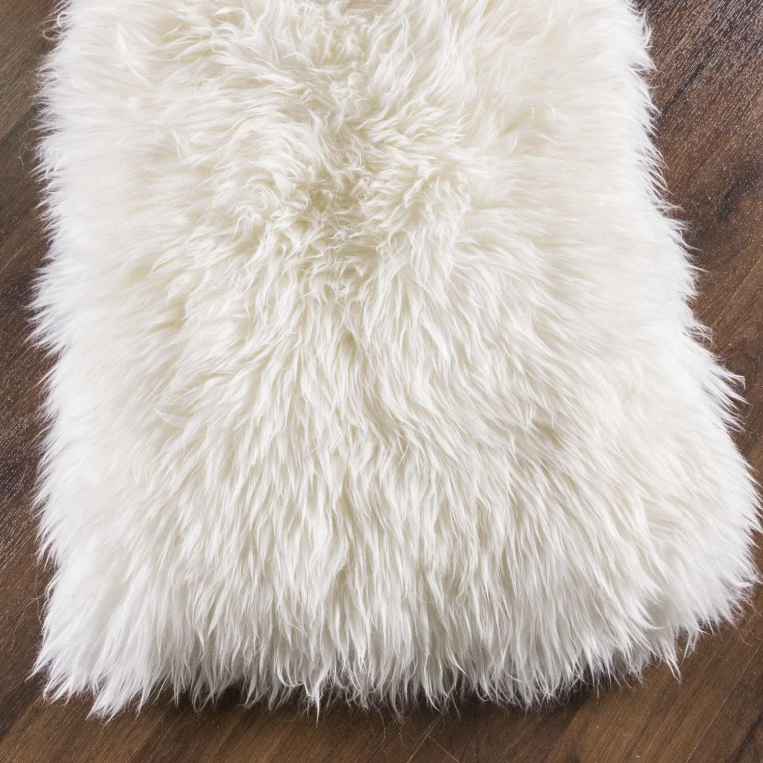 Australia Long Hair Rectangle Sheepskin Rug