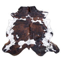 Brindle Nutella Cowhide Rug - Rodeo Cowhide Rugs