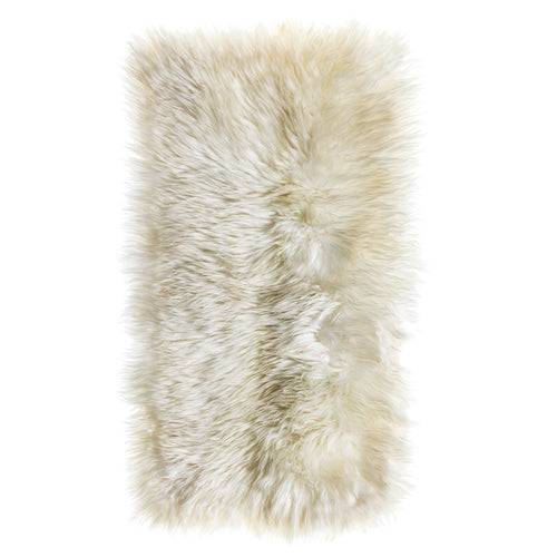 Australia Long Hair Rectangle Sheepskin Rug - Rodeo Cowhide Rugs