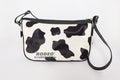 Stunning RODEO Cowhide Leather Purse - Rodeo Cowhide Rugs