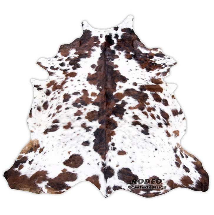 Elegant Rodeo cowhide rug/hair on hide adds a stylish look for your home or office at afordable price