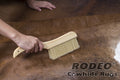 Rodeo Cowhide Soft Bristle Brush/Shampoo Rug Cleaner Combo - Rodeo Cowhide Rugs