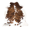 Classic Tricolor Cowhide Rug - Rodeo Cowhide Rugs