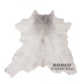 Creamy Tropical Calfskin - Rodeo Cowhide Rugs