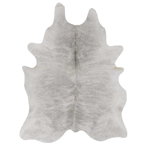 Light Grey Brindle Cowhide Rug - Rodeo Cowhide Rugs